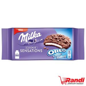 Бисквити Milka Sensations cookie Oreo 156гр.