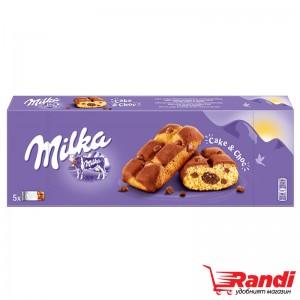 Кексчета Milka Cake & Choc 175гр.