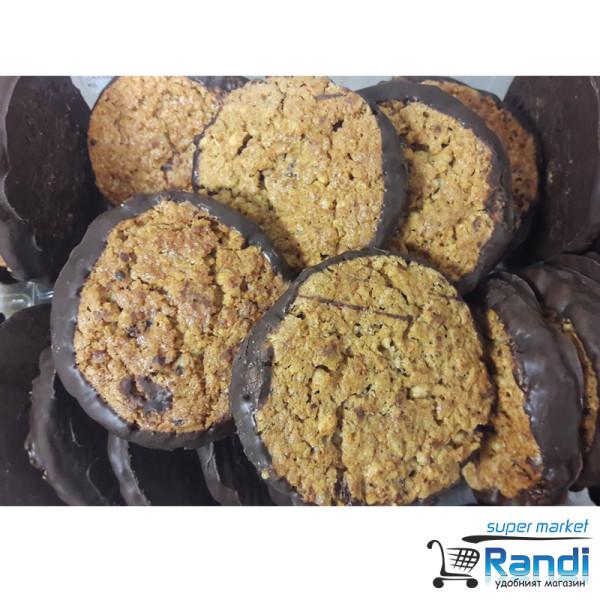 Бисквити пълнозърнести с мюсли 18.90лв./кг.