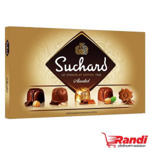 Шоколадови бонбони Suchard Assorted 318гр.