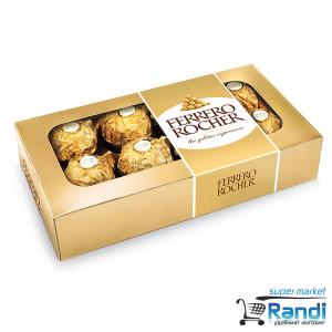 Шоколадови бонбони Ferrero Rocher 100гр.