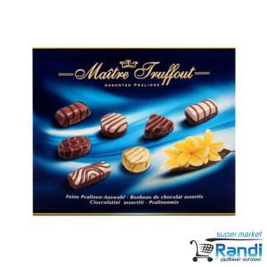 Шоколадови Бонбони Maitre Truffout assorted pralines 200гр.