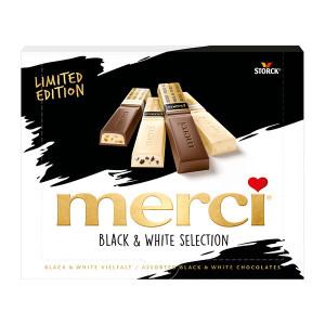 Бонбони Merci Black&White Selection 240гр.