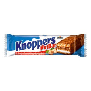 Шоколадов десерт Knoppers Nut Bar 40гр.