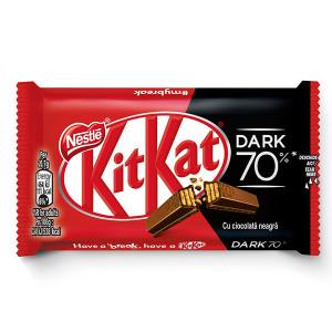 Десерт Kit Kat Finger черен шоколад 41,5гр.
