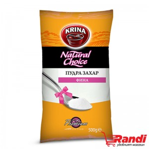 Пудра захар Krina 500гр.