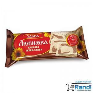 Тахан Халва Любимка какаова 250гр.