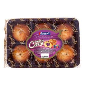 Кексчета Кармела Extra Cake горски плод 240гр.