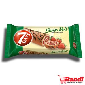 Руло декорация ягода 7Days 200гр. (Н)