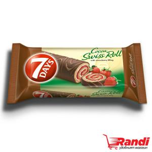 Руло глазура ягода 7Days 200гр. (Н)