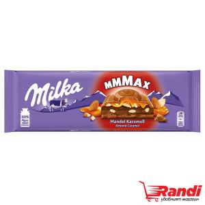 Шоколад Milka Almond Caramel 300гр.