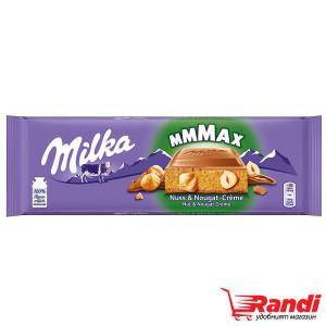 Шоколад Milka Лешник и Нуга 300гр.