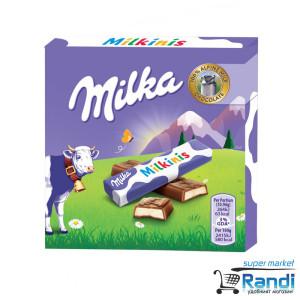 Шоколад Milka Milkinis стикс 44гр.
