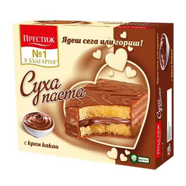 Суха паста какао Престиж 300гр.