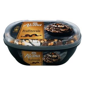 Сладолед Aloma Profiterole Nestle 485гр.