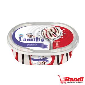 Сладолед Familia Коктейл Nestle 345гр.