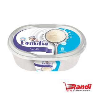 Сладолед Familia Ванилия Nestle 345гр.