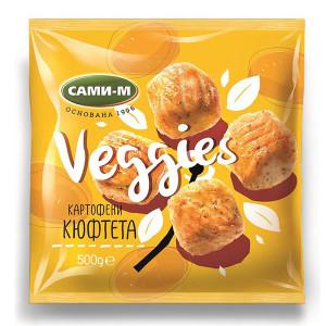 Картофени кюфтета замразени Сами-М 500гр.