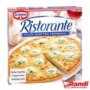 Пица Ristorante 4 сирена Dr.Oetker 340гр. - замразена