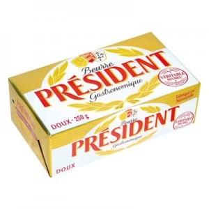 Масло Президент 250гр.