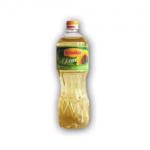 Слънчогледово олио Калиакра 1л.