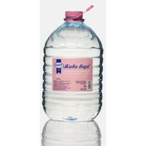 Жива трапезна вода Хисар 5л.