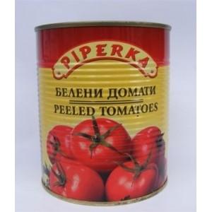 Белени домати Пиперка 800гр.