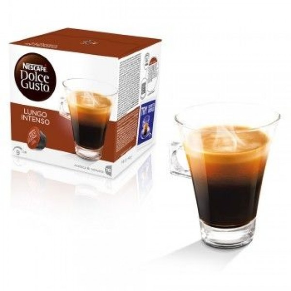 Кафе  Dolce Gusto Lungo intenso капсули 16бр.