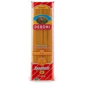 """Спагети """"Дерони"""" №6 400гр."""