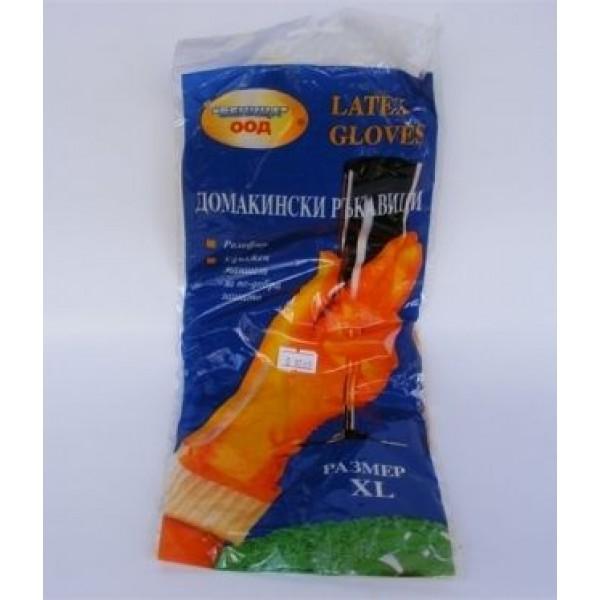 Домакински ръкавици размер XL