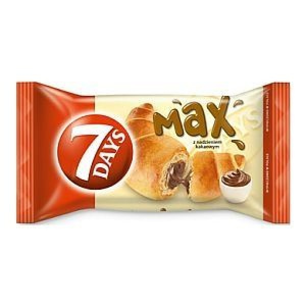 "Кроасан ""7days"" max шоколад"