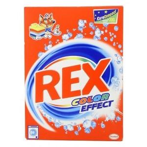 Прах за пране REX цветно 260гр.