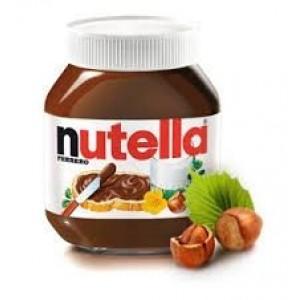 Течен шоколад Нутела 400гр.