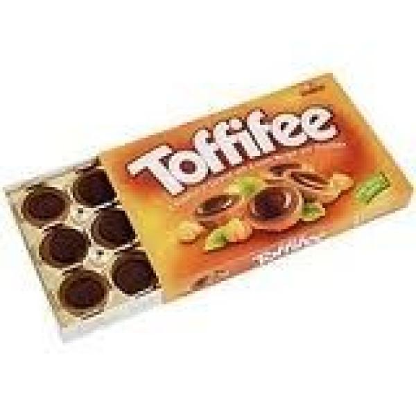 """Бонбони """"Toffifee"""" 15бр.125гр."""