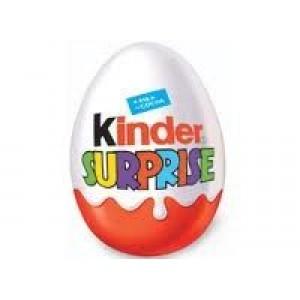 "Шоколадово яйце с играчка  ""Kinder surprise"" 20гр."