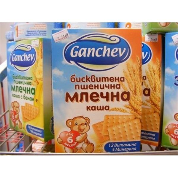 Бисквитена пшенична млечна суха каша 200гр. – за деца над 6 месеца