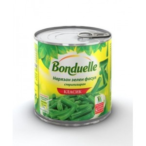 Зелен фасул Bonduelle  425 мл.