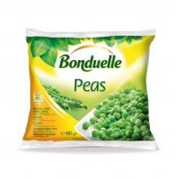 "Зелен грах ""Bonduelle"" 400гр. замразен"