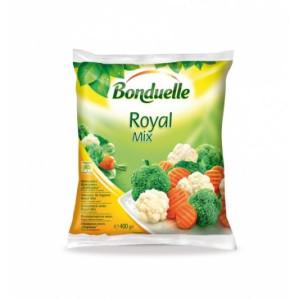 "Императорски микс - броколи, карфиол и моркови ""Bonduelle"" 400гр."