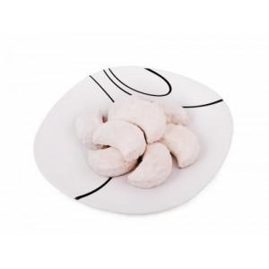 Бели курабии с бадеми  15,80лв./кг. - предложената цена е за 250гр.