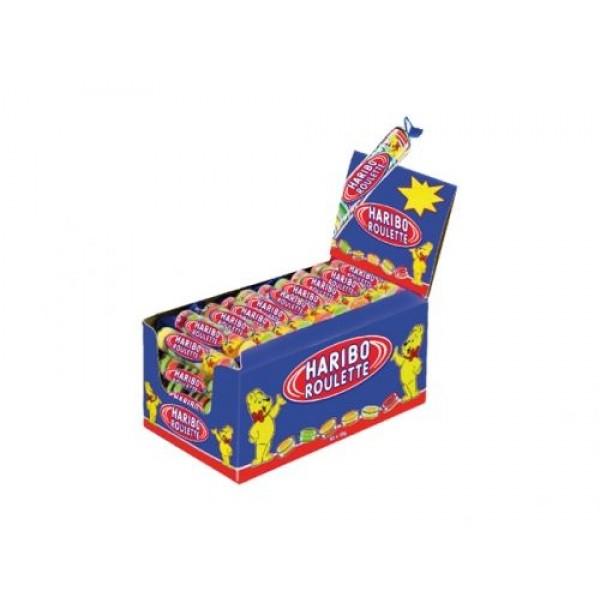 Желирани бонбони Haribo ролка