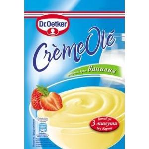 "Десертен крем ванилия Ole ""Dr. Oetker"" 80гр."