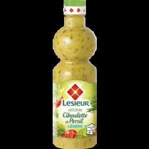 """Салатен сос с див чесън и магданоз """"Lesieur"""" 500мл."""