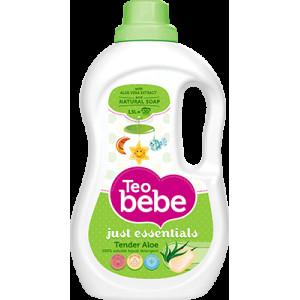 Течен препарат за пране Тео Бебе Алое 1,1л.