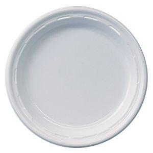 Еднократни чинии от полистирол 40бр.
