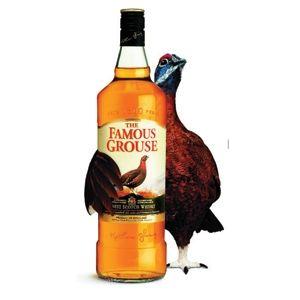 Уиски Famous Grouse 700мл.