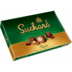 Шоколадови бонбони Suchard figaro 306гр.