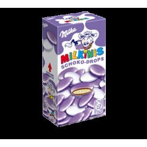 Бонбони Milka Milkinis драже 40гр.