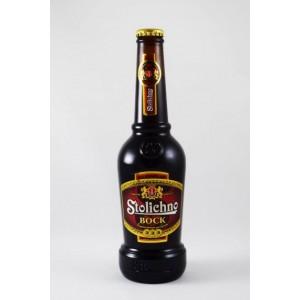 "Бира ""Stolichno"" bock тъмно 400мл."