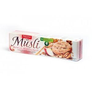 Бисквити Мюсли с ябълка и орех 110гр.